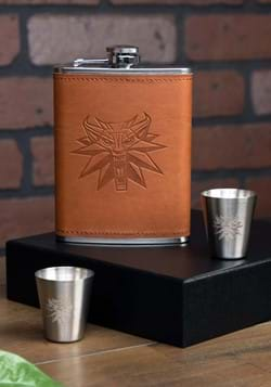 The Witcher Deluxe Flask Set