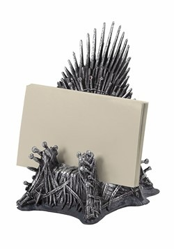 Game of Thrones Iron Throne Business Card Holder