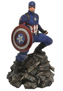 Marvel Premier Avengers: Endgame Captain America Statue