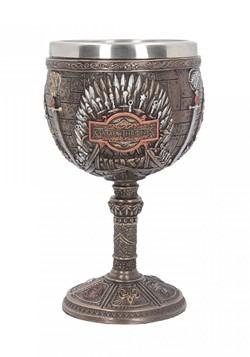 Game of Thrones- Iron Throne Goblet 17cm