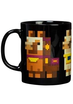 Minecraft Llama Conga Line Mug Alt 1