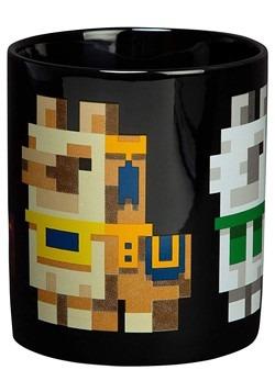 Minecraft Llama Conga Line Mug Alt 2
