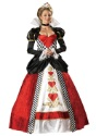 Women's Queen of Hearts Deluxe Costume