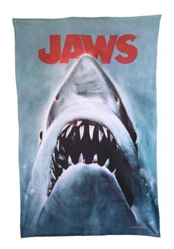 """Jaws Poster 36"""" x 58"""" Fleece Blanket"""