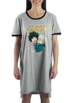 My Hero Academia Deku Night Shirt