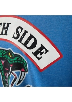 Riverdale South Side Serpents Sleep Shirt Alt 1