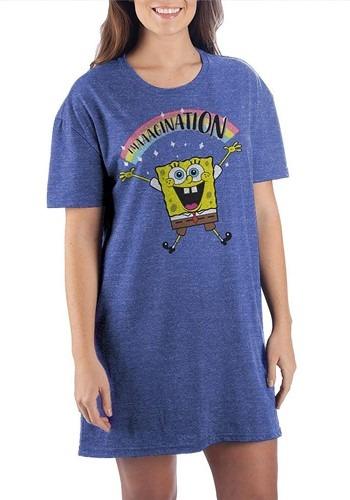 Spongebob Squarepants Night Shirt