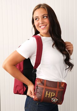 Harry Potter Trunk Backpack with Removeable Fanny Pack Alt 3