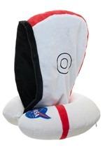NASA Neck Pillow with Hood
