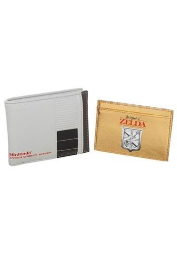 Nintendo 2 in 1 Bifold Wallet with Zelda Cartridge