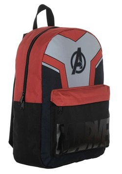 Avengers Endgame Suit Color Block Backpack