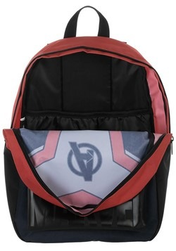 Avengers Endgame Suit Color Block Backpack Alt 3