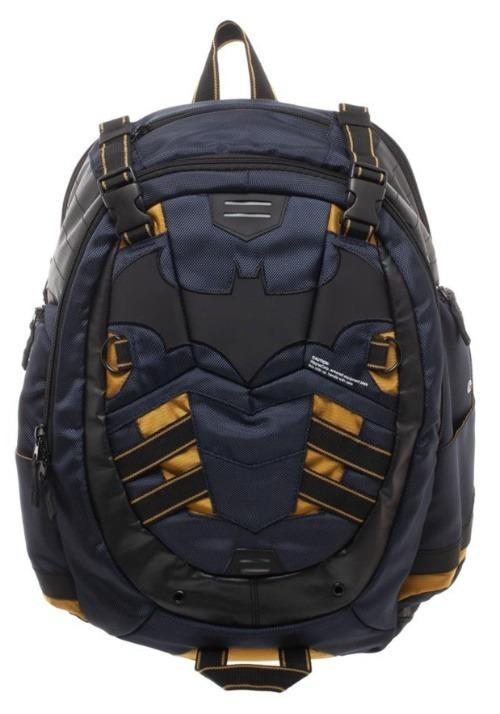 DC Comics Batman Inspired Built Backpack