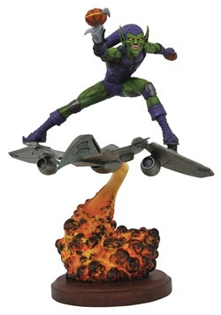 Marvel Premier Green Goblin Comic Statue
