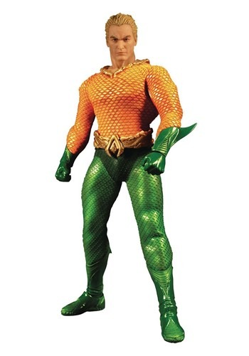 The One:12 Collective Aquaman Action Figure