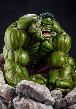 Hulk ArtFX Premier Statue Alt 2