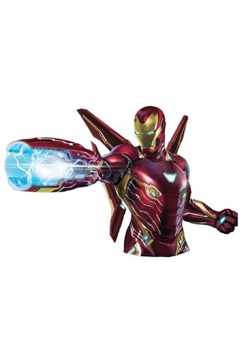 Iron Man Coin Bank