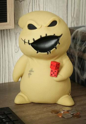 Nightmare Before Christmas Oogie Boogie Coin Bank