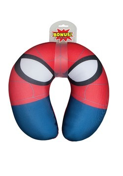 Marvel Spider Man Travel Pillow