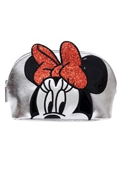 Danielle Nicole Minnie Mouse Cosmetic Bag
