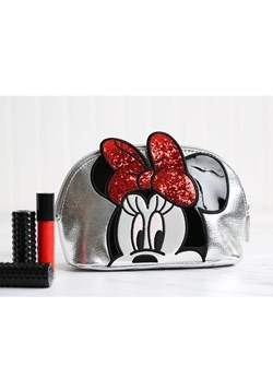 Danielle Nicole: Minnie Mouse Cosmetic Bag