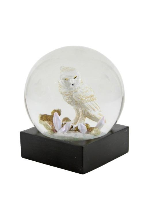 Snow Owl Snowglobe