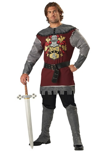 Men's Noble Knight Costume