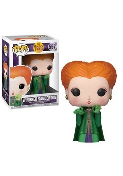 Pop Disney Hocus Pocus Winifred w Magic