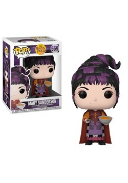 Pop! Disney: Hocus Pocus- Mary w/ Cheese Puffs