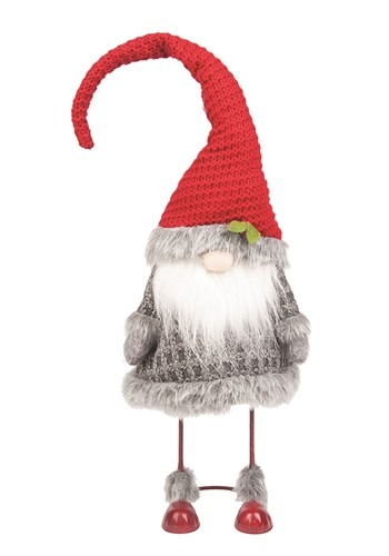 Knit Hat Bobble Gnome Christmas Decor