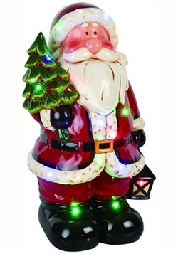 20 Dolomite LED Light & Music Santa Decoration