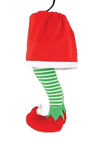 Mrs Elf Butt Hanger Christmas Décor