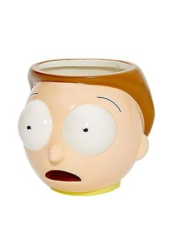 Rick and Morty Ceramic Coffee Mug- 20 oz