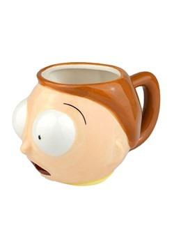 Rick and Morty Ceramic Coffee Mug- 20 oz Alt 1