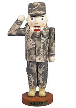US Army Soldier Nutcracker