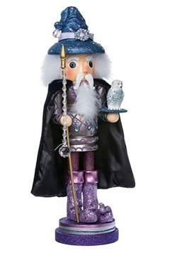 "Wooden Wizard 18"" Nutcracker"