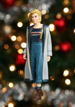 "Doctor Who 13th Doctor 5"" Ornament"