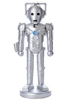 Doctor Who Cyberman Nutcracker