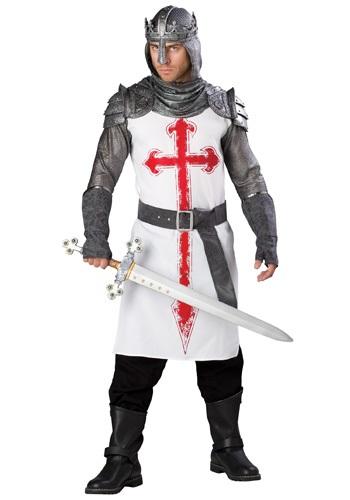 Men's Noble Crusader Knight Costume