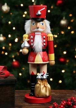 "Hershey Kisses Wooden Soldier 14"" Nutcracker"