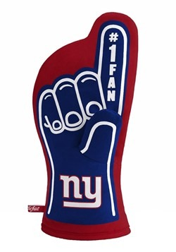 New York Giants Oven Mitt