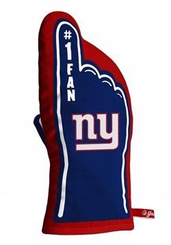 New York Giants Oven Mitt Alt 1