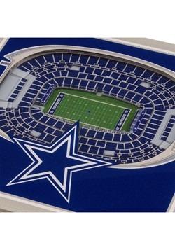 Dallas Cowboys 3D Stadium Coasters Alt 1