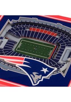 New England Patriots 3D Stadium Coasters Alt 1