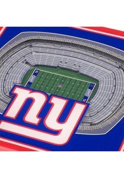 New York Giants 3D Stadium Coasters Alt 1