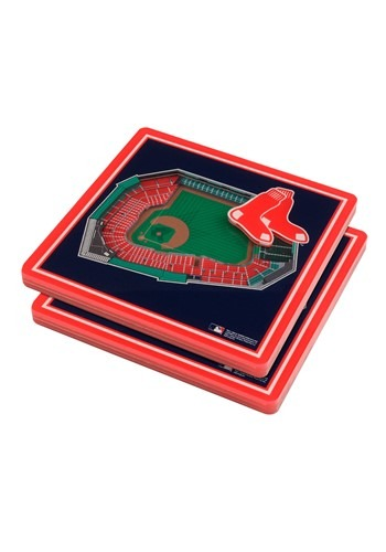Boston Red Sox 3D Stadium Coasters