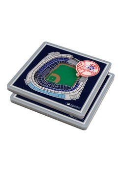 New York Yankees 3D Stadium Coasters