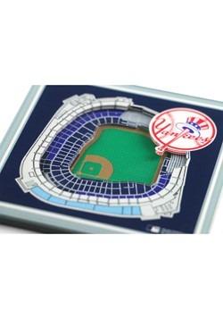 New York Yankees 3D Stadium Coasters Alt 1