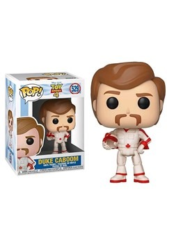 Pop! Disney: Toy Story 4- Duke Caboom