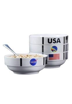 NASA Shuttle Stackable Bowl Set Alt 1